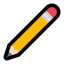✏️ pencil Emoji on Windows Platform