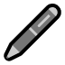 🖊️ pen Emoji on Windows Platform