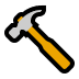 🔨 hammer Emoji on Windows Platform