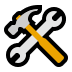 🛠️ hammer and wrench Emoji on Windows Platform