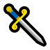 🗡️ dagger Emoji on Windows Platform