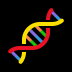 🧬 dna Emoji on Windows Platform