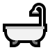 🛁 Bathtub Emoji on Windows Platform