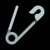 🧷 safety pin Emoji on Windows Platform