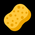 🧽 sponge Emoji on Windows Platform