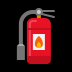 🧯 fire extinguisher Emoji on Windows Platform