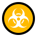 ☣️ biohazard Emoji on Windows Platform