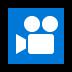 🎦 Cinema Symbol Emoji on Windows Platform