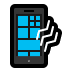 📳 vibration mode Emoji on Windows Platform