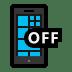 📴 mobile phone off Emoji on Windows Platform