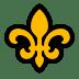 ⚜️ fleur-de-lis Emoji on Windows Platform