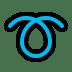 ➰ curly loop Emoji on Windows Platform