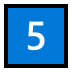 5️⃣ keycap: 5 Emoji on Windows Platform