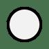 ⚪ White Circle Emoji on Windows Platform