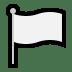 🏳️ white flag Emoji on Windows Platform