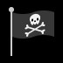 🏴‍☠️ pirate flag Emoji on Windows Platform