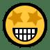 🤩 star-struck Emoji on Windows Platform
