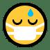 😷 Face With Medical Mask Emoji on Windows Platform