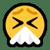 🤧 Sneezing Face Emoji on Windows Platform
