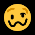 🥴 Woozy Face Emoji on Windows Platform