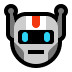 🤖 robot Emoji on Windows Platform