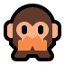 🙊 speak-no-evil monkey Emoji on Windows Platform