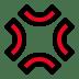 💢 Anger Symbol Emoji on Windows Platform