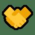 🤝 Handshake Emoji on Windows Platform