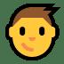👦 Boy Emoji on Windows Platform