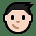 👦🏻 boy: light skin tone Emoji on Windows Platform